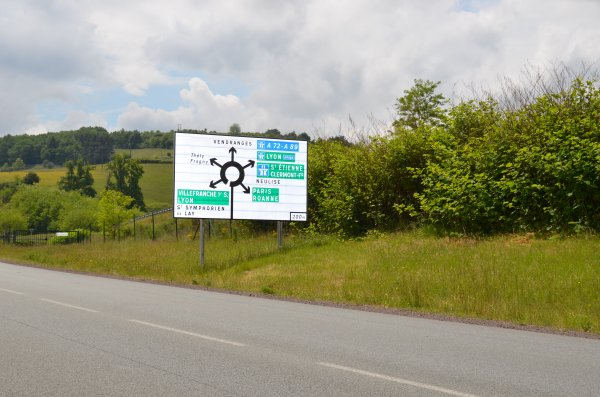 RN82 : Nouvelles directions 2015