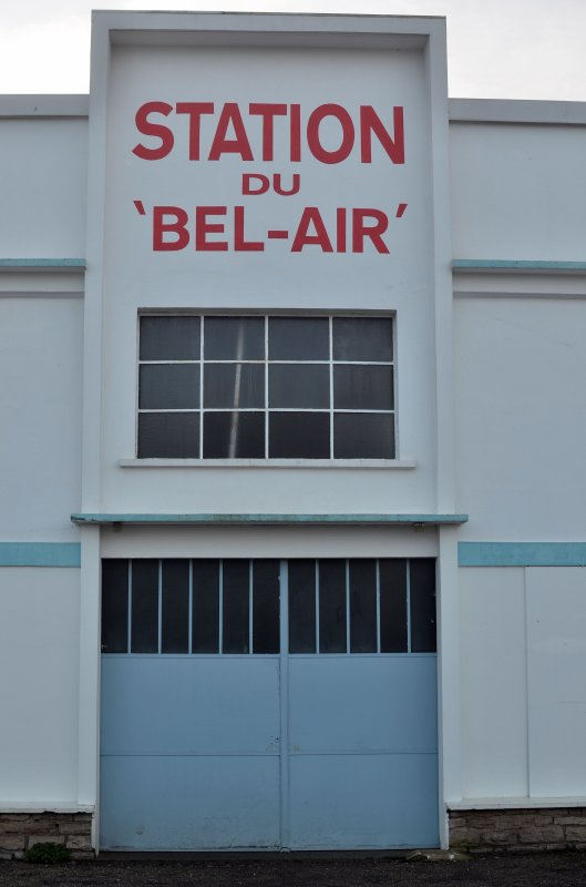 RN6 suite : Station de Bel-air