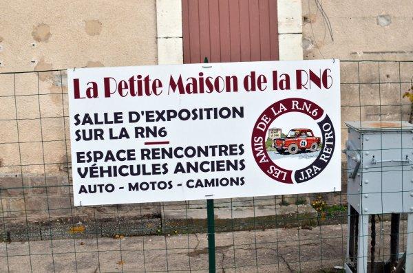 RN6 suite : LA PETITE MAISON DE LA RN 6