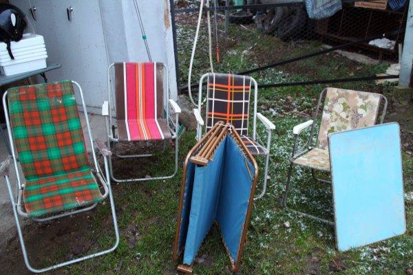 Trouvaille du jour : Camping