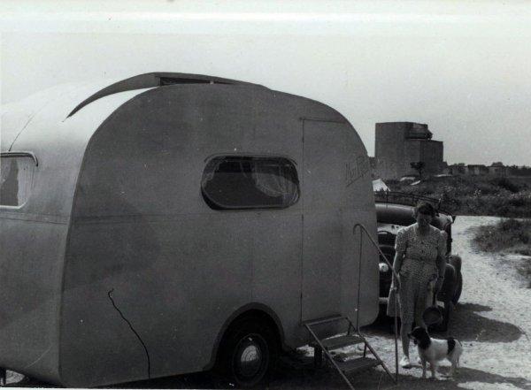 Caravanes anciennes : Identification