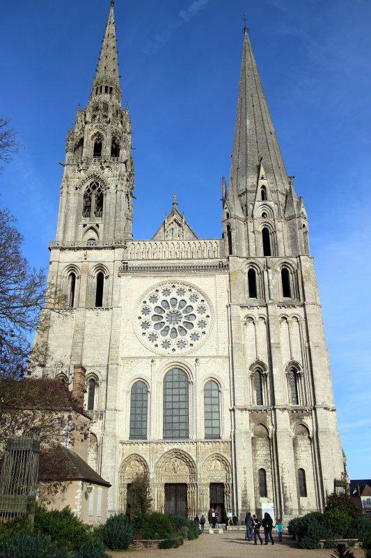 Chartres : Un petit tour