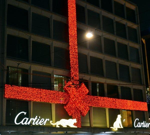 Marchés de Noël : Genève