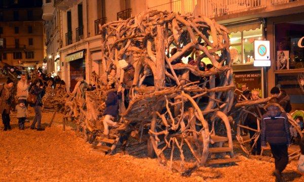 Marchés de Noël : Evian la Légende des Flottins