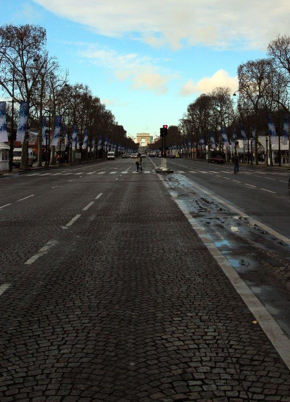 Marchés de Noël : Paris fin