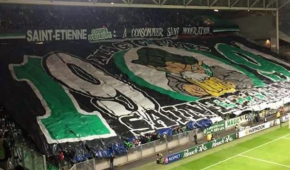 ASSE - FC Bâle     3 - 2