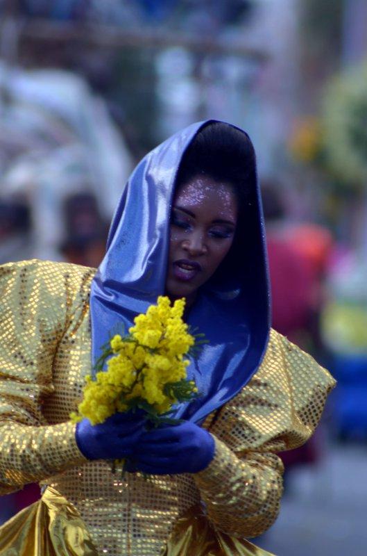 Carnaval de Nice : Bataille des fleurs / les miss