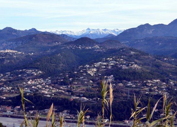 Carros : Alpes Maritime
