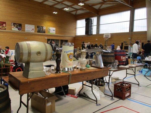 Lyon Cervoise Club : Salon bière et collection
