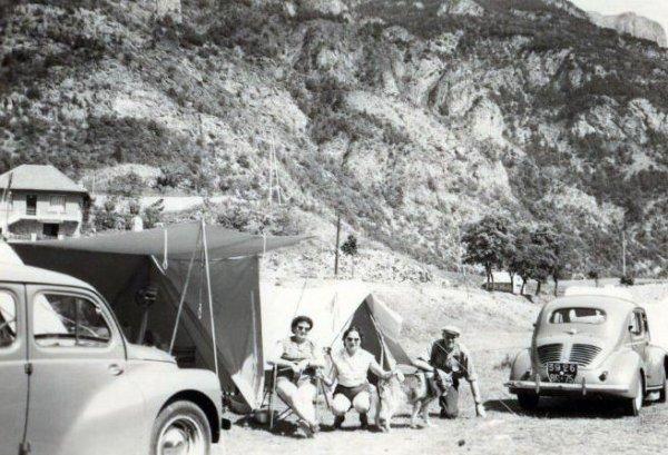 Renault en camping