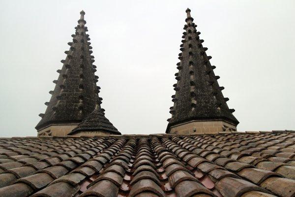 Balade du weekend de Pâques Palais des papes