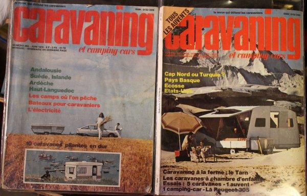 Trouvaille du jour : Caravaning