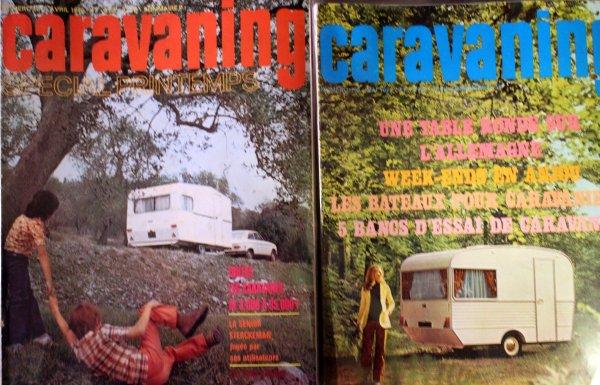 Trouvaille du jour : Caravaning suite