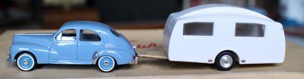 Trouvaille du jour : Attelages miniatures et cadeau Bonux