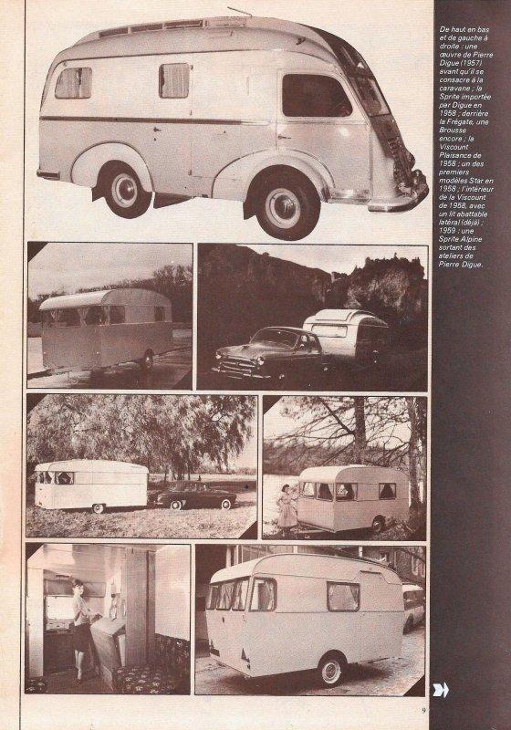 histoire de la caravane