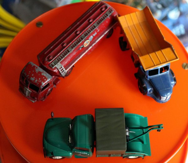 Trouvaille du jour : jouets