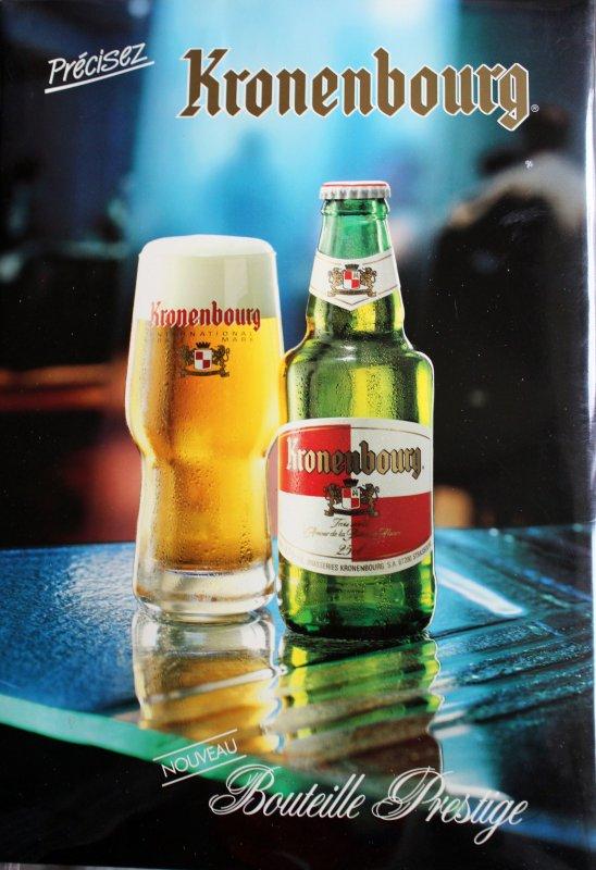 Trouvaille du jour : bières et boissons