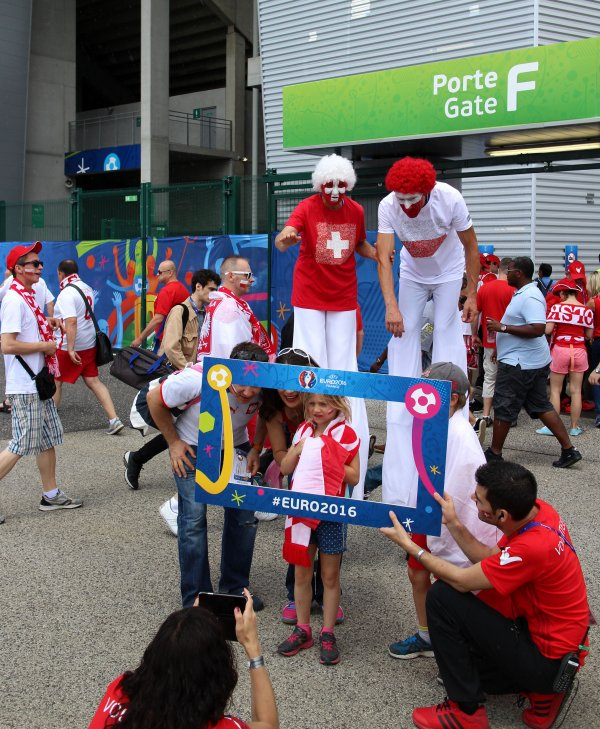 EURO 2016 : Saint Etienne