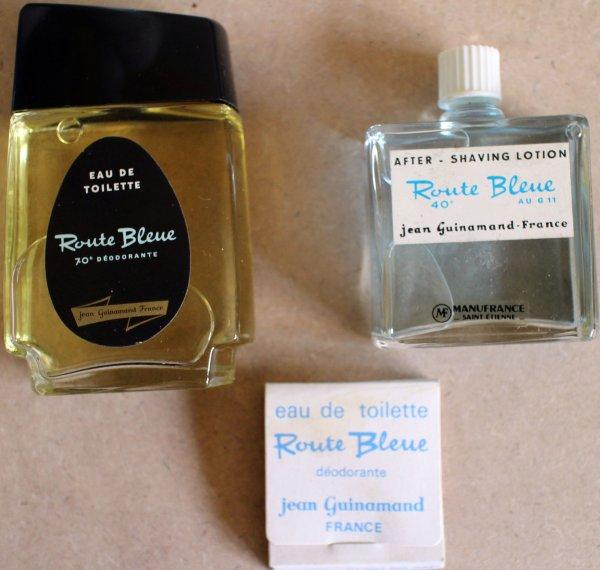 Parfum route bleue