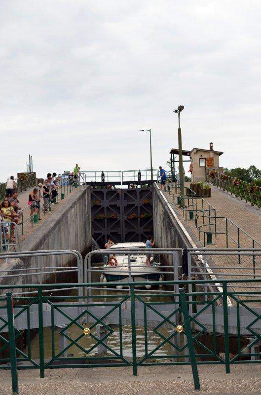 vacance 2016 : Pont canal du Guétin