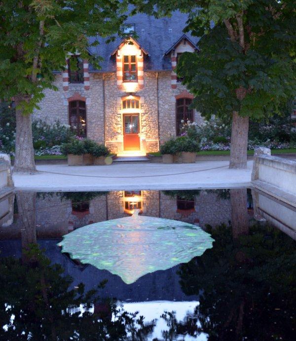 vacance 2016 : Les visites nocturnes du Festival des Jardins de Chaumont sur Loire