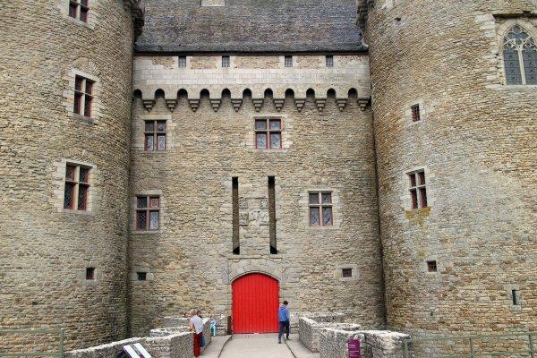 vacance 2016 : Chateau de Suscinio