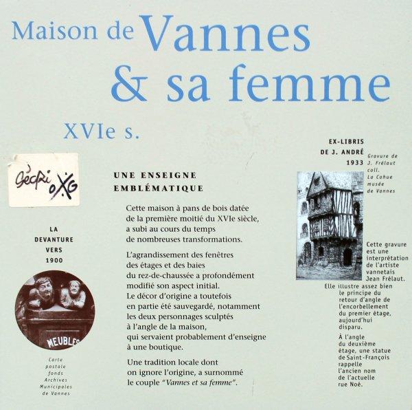 vacance 2016 : VANNES