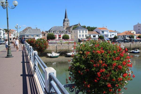 vacance 2016 : St Gilles Croix de Vie