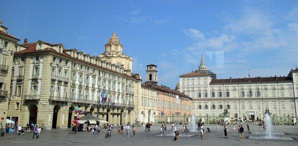 Weekend 2016 :Turin