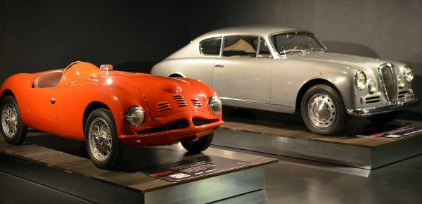 Weekend 2016 :Turin le musée de l'automoble