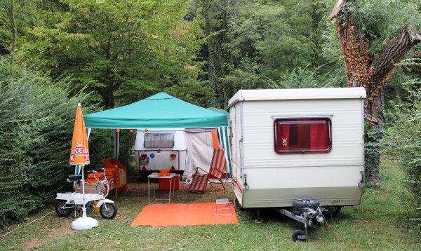 rétro-camping : Chantemerle les blés