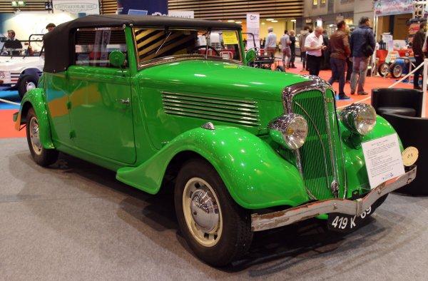 Epoqu'auto 2016 : AUTOS