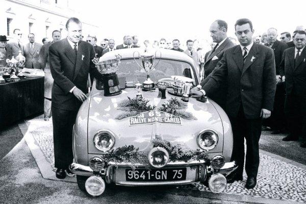 Dauphine Monte Carlo 1958