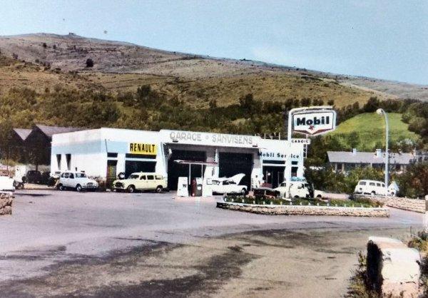 Garage Renault suite
