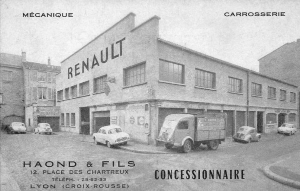Garage Renault suite
