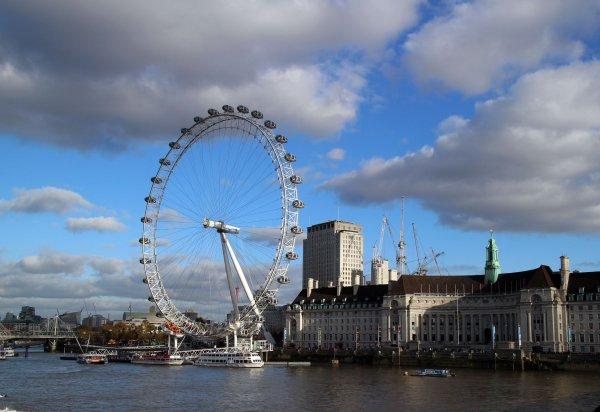 Weekend Londres: Citée moderne