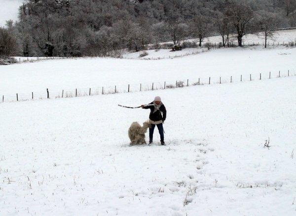 ORKOS : A la neige