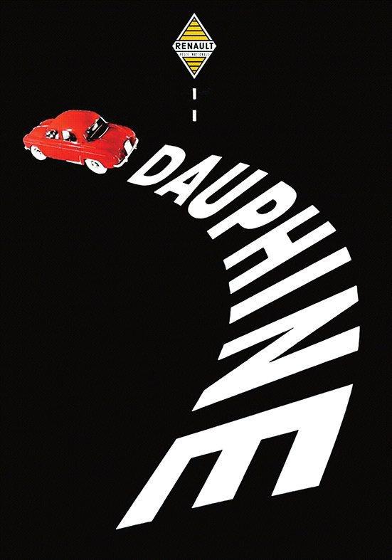 Renault Dauphine: PuB