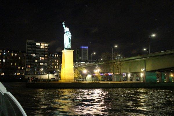 Instantanés Parisiens : La nuit