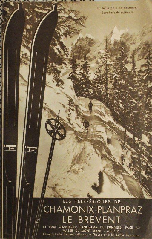 Chaussez vos skis   Chamonix