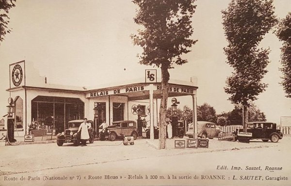 Garage : Le relais de Paris