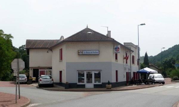 RN7 CAFE Lagoutte