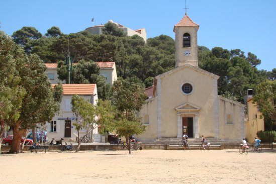 Ile de Porquerolles (Le village)