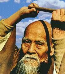 poème d'un grand maître japonais fondateur de l'aikido  la voie ô sensei morihei ueshiba