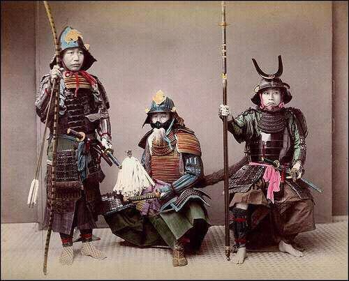 le kyudo tir à l'arc l'une des armes les plus utilisé des samourais(le kyudo et prononcer kyu-do)