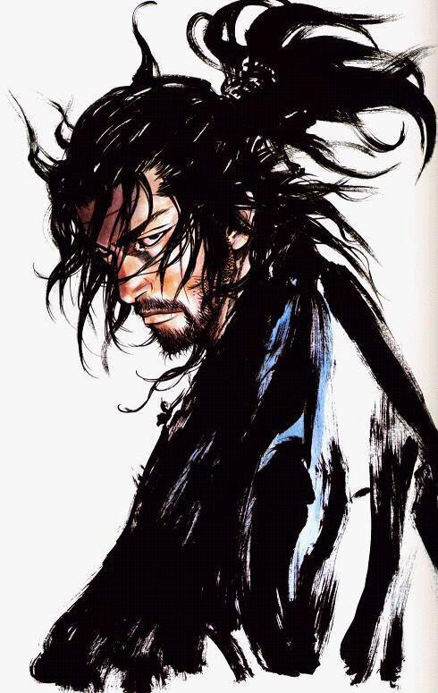 miyamoto musashi le kensei,le maître de sabre.