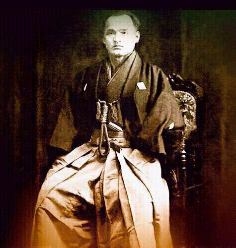 takeda sokaku maître du clan dayto-ryu aikijujutsu