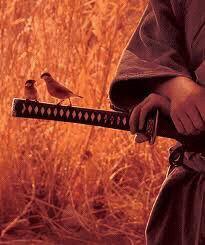 le zen des samourai unit le visible et l'invisible ,l'humble Quotidien et LA réalité ultime,le relatif et l'absolu.