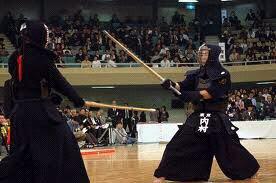 Kendo 9th Dan Keiko