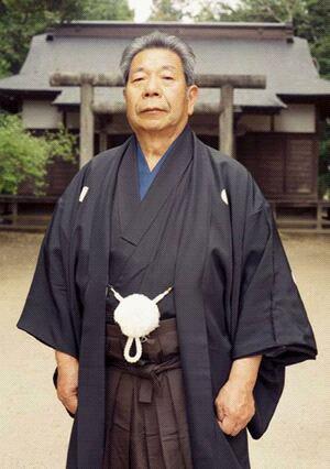 Morihiro Saito Sensei 9th dan Aikikai